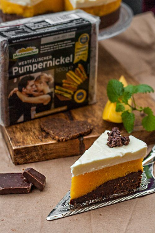 Rezepte Mango Schokoladen Pumpernickel Torte Ohne Backen Und Pumpernickel Burger Torte Ohne Backen Rezepte Backen