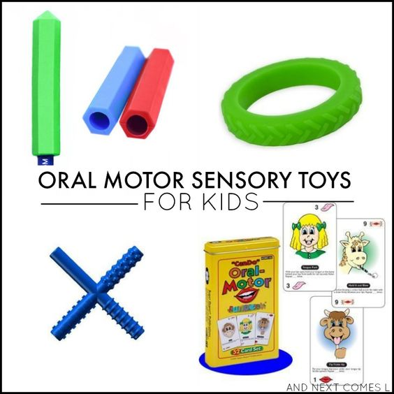 Oral Motor Sensory Toys Tools For Kids Everything