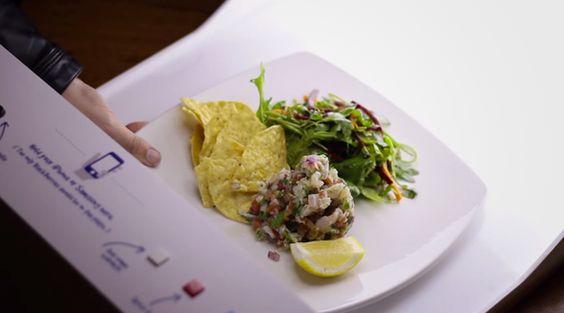 Restaurante oferece a luz perfeita para tirar fotos de seus pratos