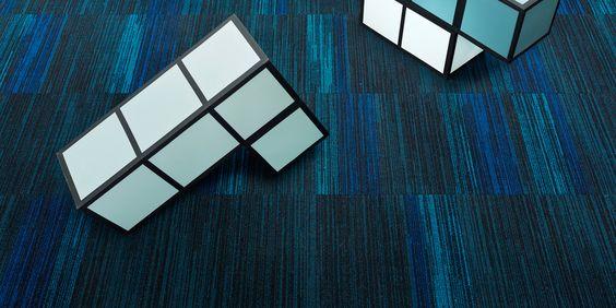 Carpet Tiles Flooring And Design On Pinterest