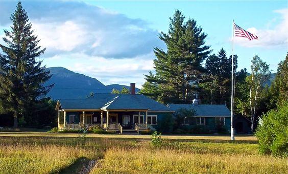 AMC - Cold River Camp