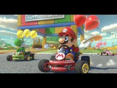 Mario Kart 64 Yoshi Gameplay Nintendo Racing Games Mario Kart Mario Kart 8 Mario Kart 64