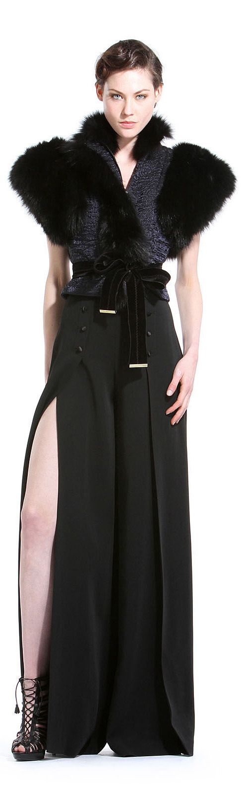 Zuhair Murad - Ready to Wear - Pre-Fall 2012   http://en.flip-zone.com/index.php?page=recherche=Zuhair+Murad=0=0 More of this collection on Fashion Chic & Fashion Dresses