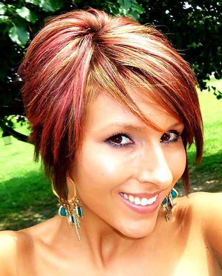 new hair color styles 2015 bobs hair color pink and hairstyles on 6292