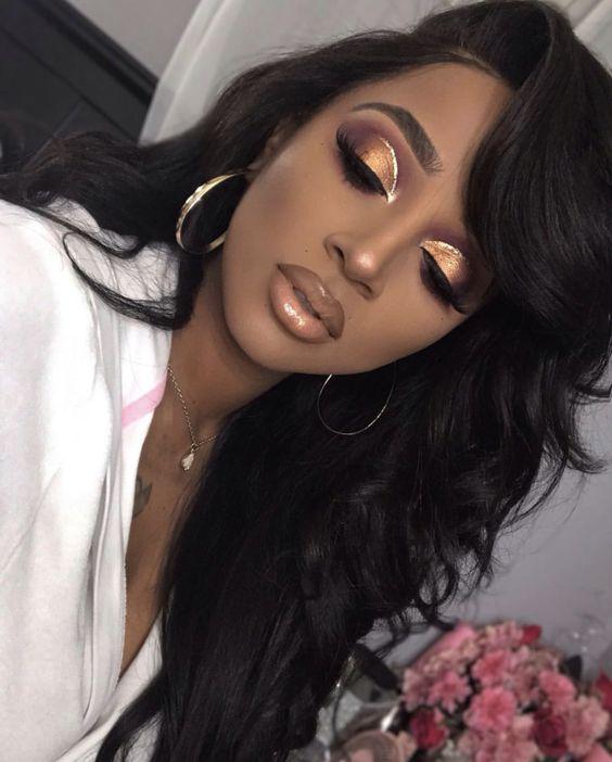Fascinating Makeup Ideas for Black Women