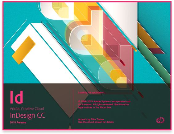 Adobe InDesign CC Screenshots