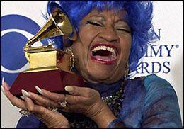 Celia Cruz......Black Cuban Trailblazers