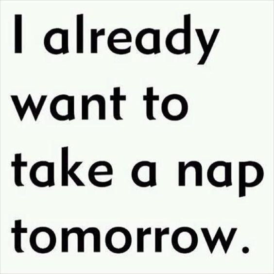 I feel this way often.