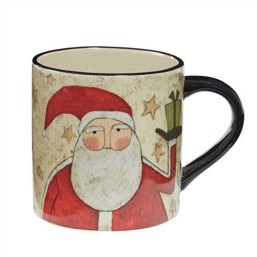 Snow Friends Santa Christmas Mug Mugs Set Santa Mugs Mugs