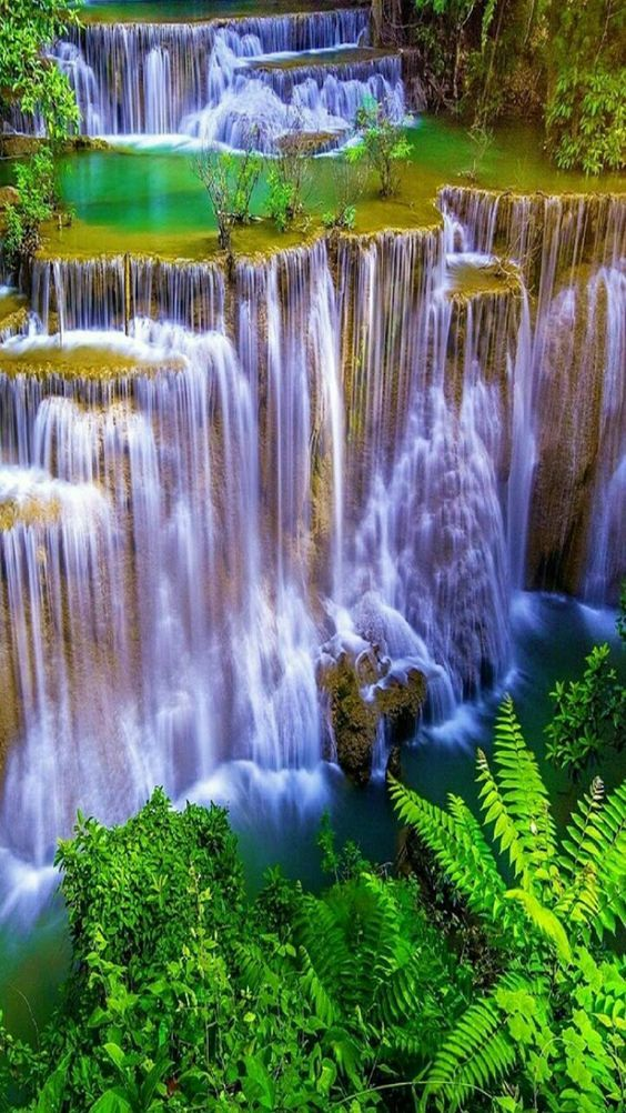 Zaragiza Falls Spain Canvas Print Beautiful Nature Nature Pictures Waterfall Landscape
