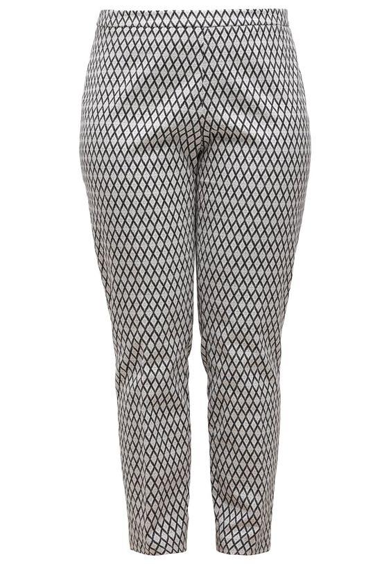Die perfekte Hose für deinen Casual Look. CeHCe Stoffhose - schwarz/anthrazit/offwhite für 59,95 € (27.04.16) versandkostenfrei bei Zalando bestellen.