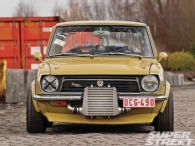 1976 Toyota 1000 kp30  A Belgian-built turbo Mazda 13B rotary-powered