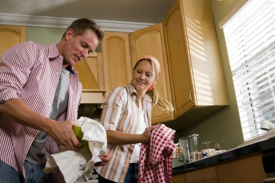 How To Get Rid Of Musty Smell In Kitchen Cabinets