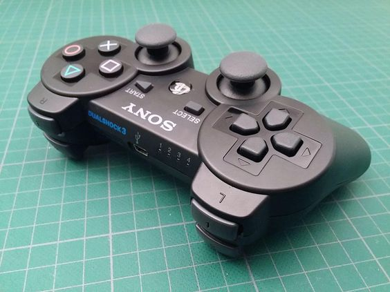 Manette PS3 DualShock 3 d'occasion comme neuve > #PS3 #Manette #Occasion #PlayStation3