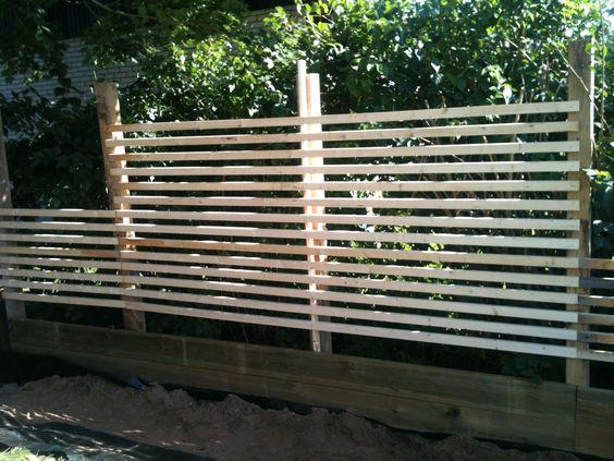 staket insynsskydd - Sök på Google | Trädgård | Pinterest | Search