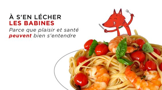 Recettes alléchantes (also in english)