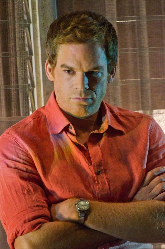 Michael C Hall aka Dexter