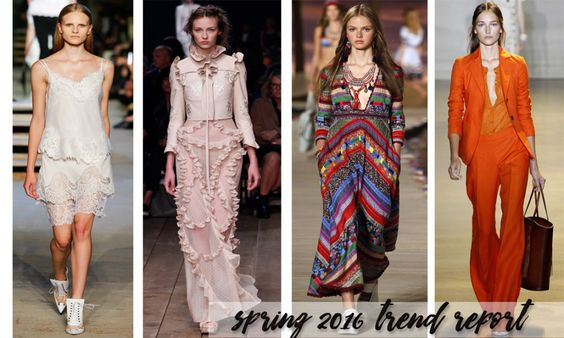 Get schooled on all the hot trends this season!