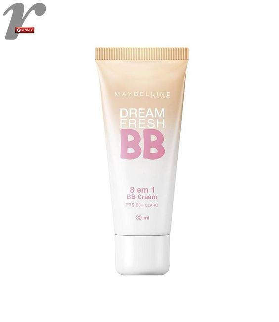 BB cream Dream Fresh Maybelline: This stuff is amazing and I love it! I tried the covergirl kind, and wasn't very fond of it. It's only about $10 and its worth it. It let's your skin breath and isnt bad for it like most concealers. It covers well too. The only thing I don't like about it is, is that I have really dry skin and even though it doubles as a moisturizer, I still use a little dab of face lotion before I put it on after I wash my face. Other than that, it's awesome. I love it :)