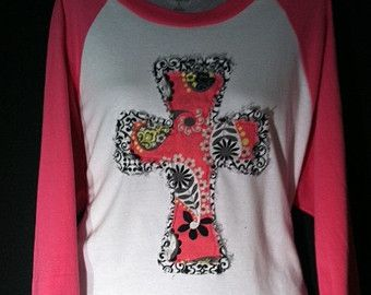 Pinterest the world s catalog of ideas for Applique shirts for sale