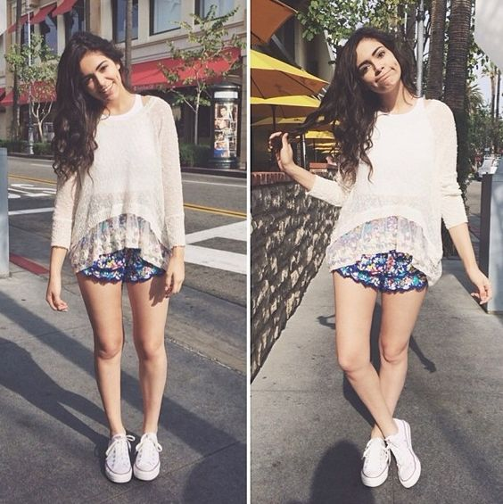 Bethany Mota's outfits are SO ADORABLE repin in you agree