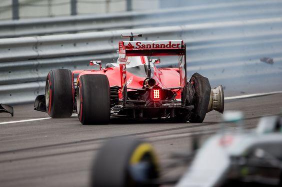 2016 Austrian GP - Sebastian Vettel (Ferrari) [3647x2427]