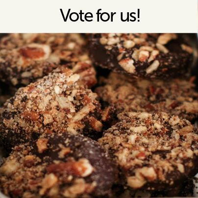 Chocolat by Adam Turoni is a Martha Stewart American Made Nominee! Voting ends Sept 13, please vote to help us with our dream.   Click here to vote!