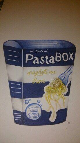 Pasta rough