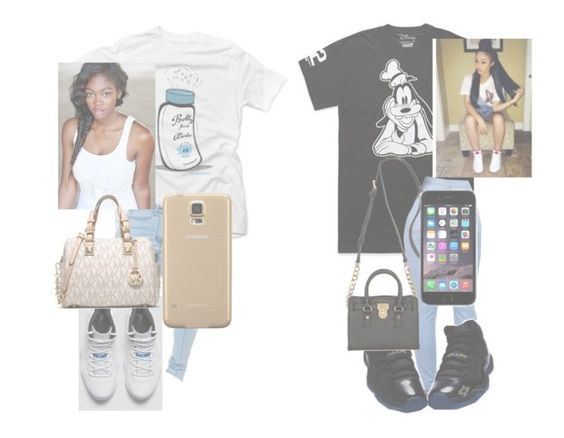 """""""Twinnn...."""" by glowithbria ❤ liked on Polyvore"""