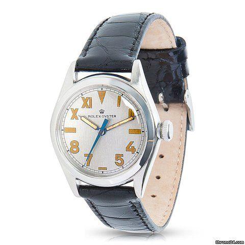 Rolex Vintage 1940s Oyster Steel Automatic Watch 3121 für CHF2'016 kaufen von einem Trusted Seller auf Chrono24