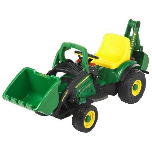 John Deere Utility Tractors  Peg Perego And John Deere On