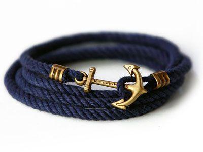 Anchor bracelet México
