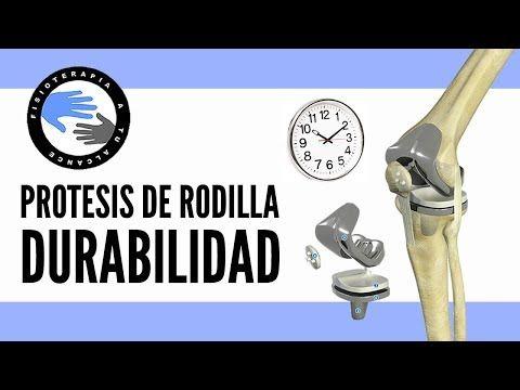 Cual Es La Durabilidad De Una Protesis De Rodilla Youtube Rodillas Cirugía De Rodilla Peso Corporal