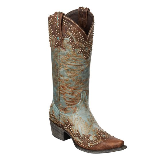 "Lane Boots ""Stephanie"" Women's Cowboy Boot"
