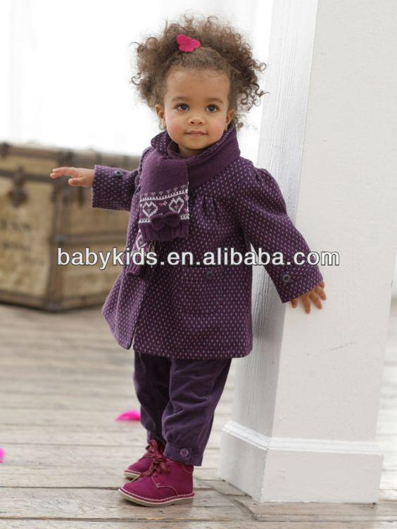 vêtements hiver bébé fille