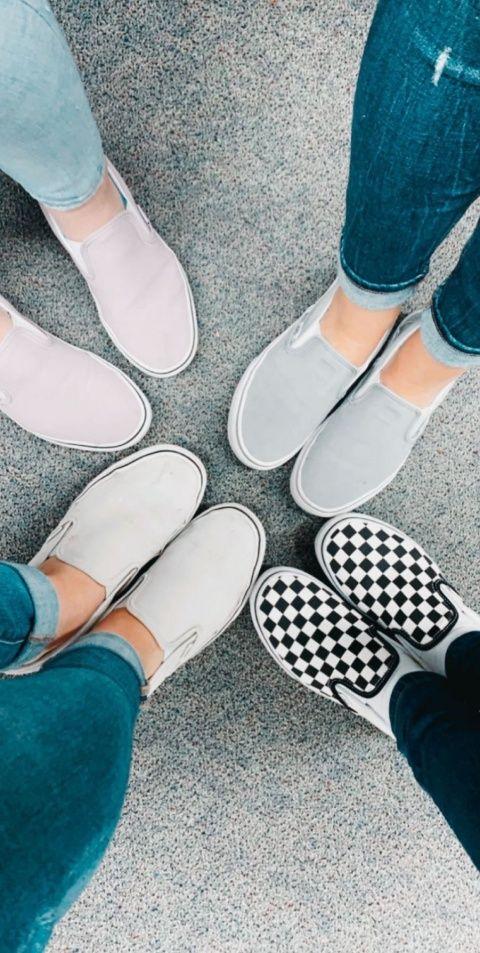 vsco girl vans shoes Promotions