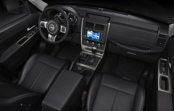 Add 2012 Jeep Liberty Center council. Might take some fabrication, but it just might work?