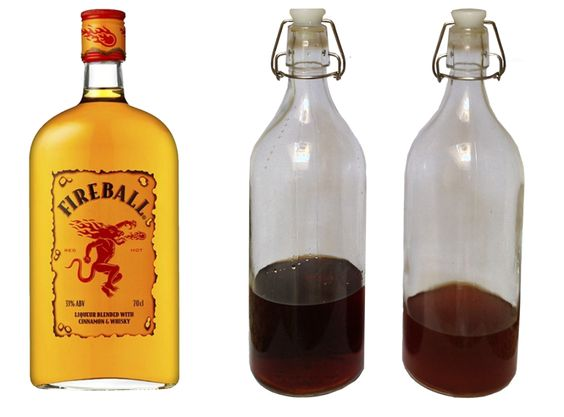 How to Make Fireball Whiskey at Home