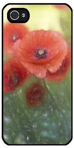 Hülle für Iphone 5/5S - Monet, Sagte: Mohn: Amazon.de: Elektronik