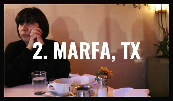 marfa, texas - sweet little video