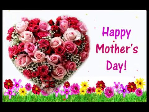 Happy Mother S Day Flowers Video Greeting Card 2018 Youtube Happy Mothers Day Poem Mothers Day Poems Greeting Card Video