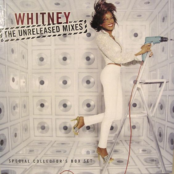 whitney houston photo sets | Whitney Houston Dance Vault Mixes - The Unreleased Mixes (Special ...