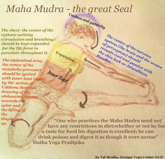 What Does It Mean By Maha Mudra