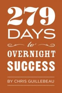 279 days to overnight success in blogging.
