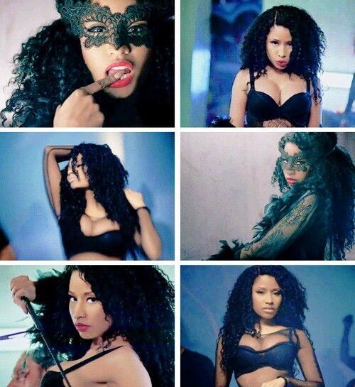 "Nicki Minaj ""Only"" video"