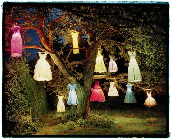 Vestidos iluminados!