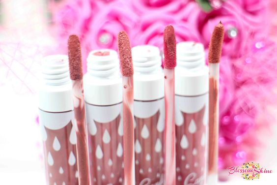 The Candy Color Matte Lip Cream Wands