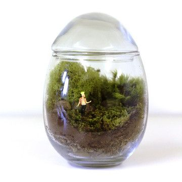 Piss Off Terrarium now featured on Fab.