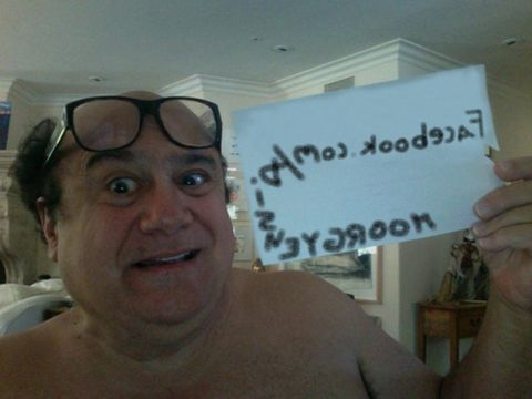 Yes!  Even Danny DeVito likes DisneyGroom on Facebook!