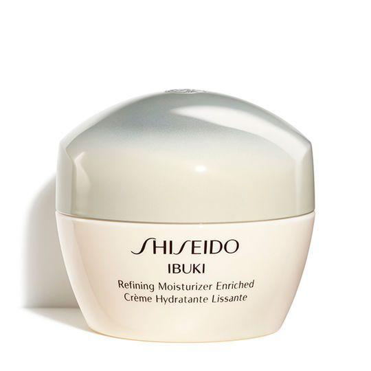 Refining Moisturizer Enriched Shiseido Moisturizer Moisturizer Cream Hydrating Cream